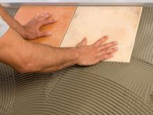 Как выбрать плиточный клей?
