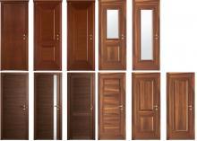 Деревянные двери и их разнообразие фото